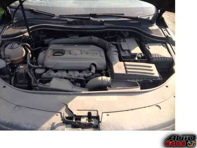 Volkswagen Passat CC, 2010
