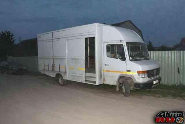 Продажа мерседес 512 д варио
