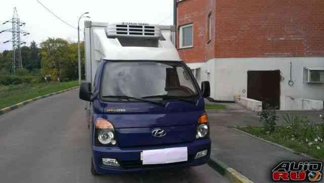 Hyundai Porter, 2013