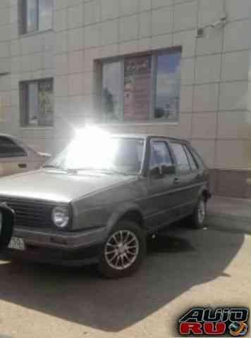 Volkswagen Golf, 1990