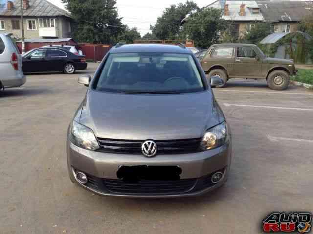 Volkswagen Golf Plus, 2012
