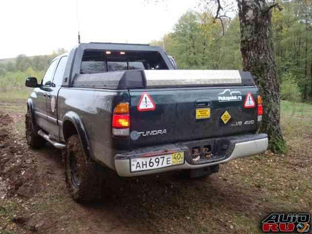 Toyota Tundra, 2000