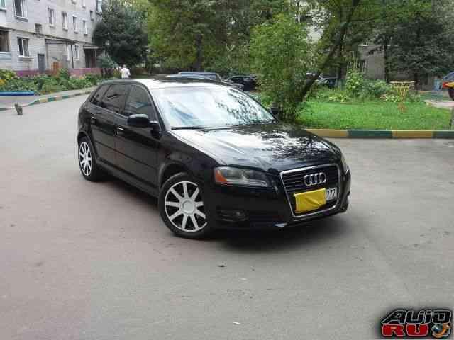 Audi A3, 2012  фото-1