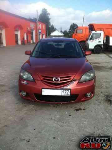 Mazda 3, 2003