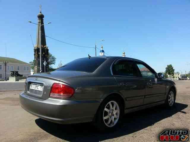 Hyundai Sonata, 2002
