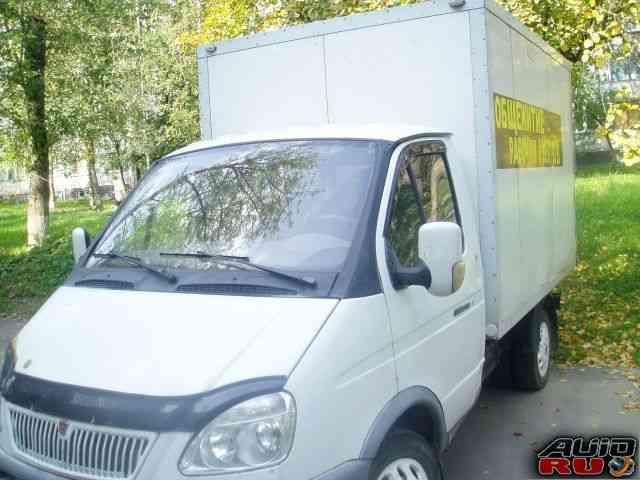 ГАЗ ГАЗель 3302, 2009