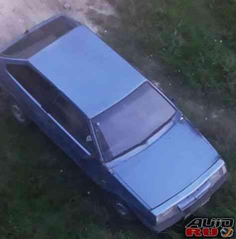 ВАЗ 2108, 1991