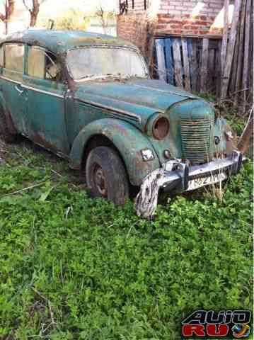 Москвич 401, 1980