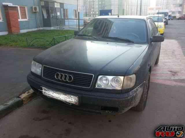 Audi 100, 1992
