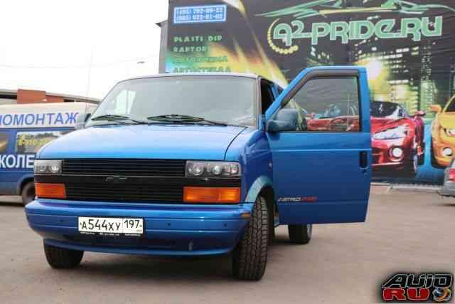 Chevrolet Astro, 1996