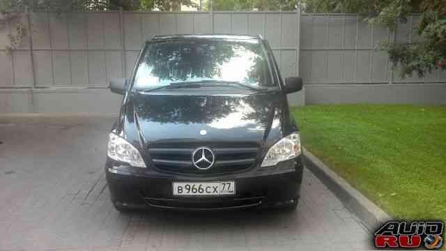 Mercedes-Benz Vito, 2013