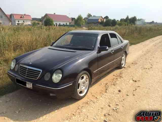 Mercedes-Benz E-класс, 1999