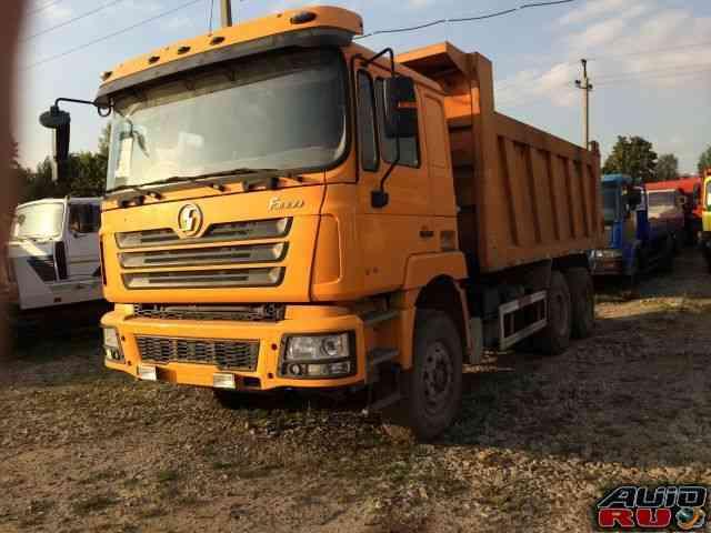Shaanxi SX3255DR384