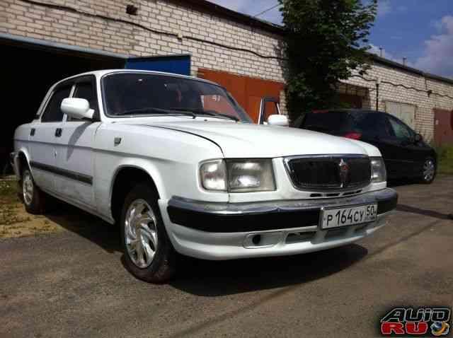 ГАЗ 3110 Волга, 2001