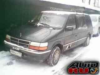 Dodge Caravan, 1992  фото-1