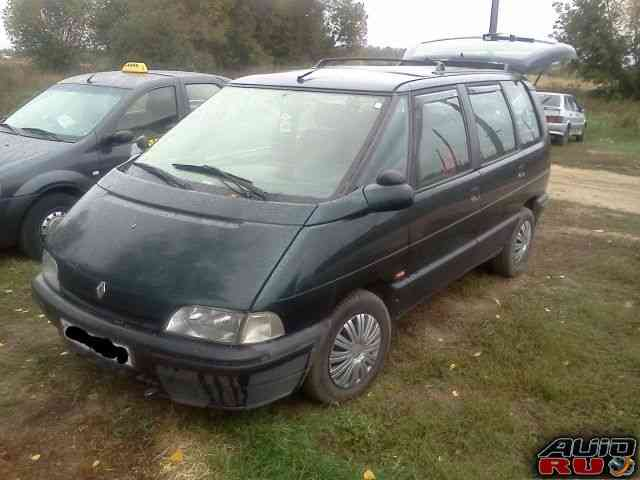 Renault Espace, 1995