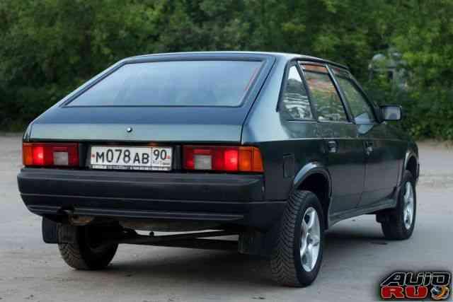 Москвич Святогор, 1999
