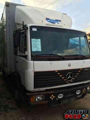 Мерседес 814 Грузовик фургон