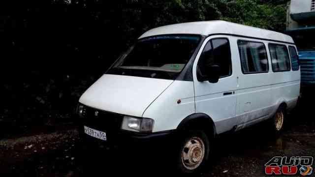 ГАЗ ГАЗель 3221, 1999