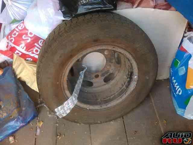 Колесо (запаска) для грузовика  фото-1