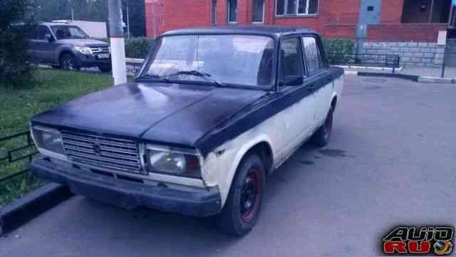 ВАЗ 2107, 2000