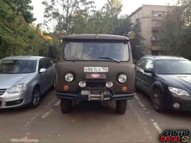 УАЗ 452 Буханка, 1994  фото-1