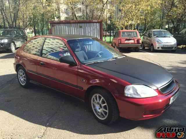 Хонда Цивик, 1999