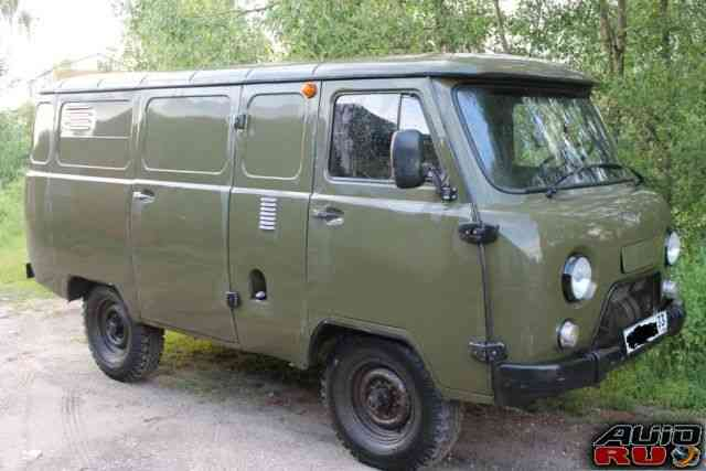 УАЗ 452 Буханка, 2005