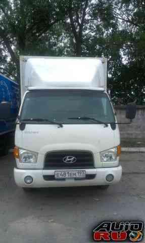 Продажа грузовика промтоварн. фург. Хэндай HD 78