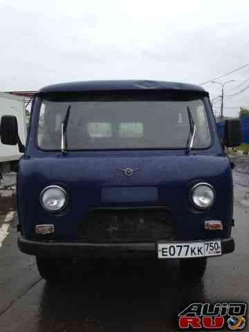 УАЗ 452 Буханка, 1978