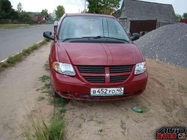 Dodge Caravan, 2004
