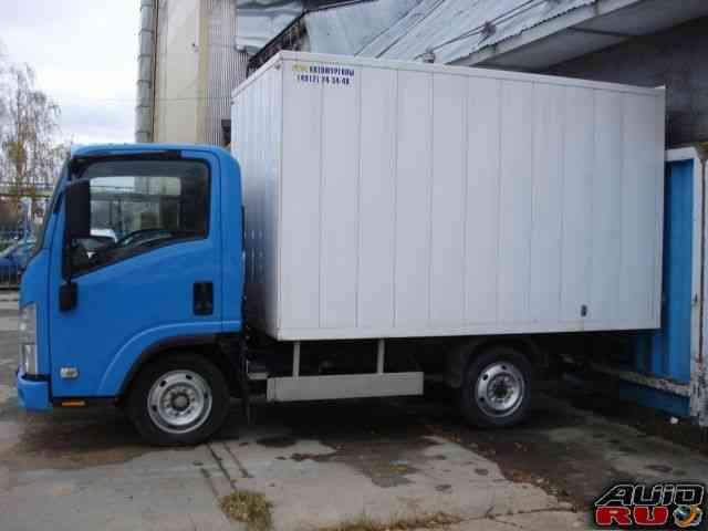 Продажа коммерческого грузовика