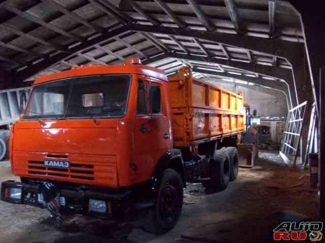 Камаз 55102(сельхозник)