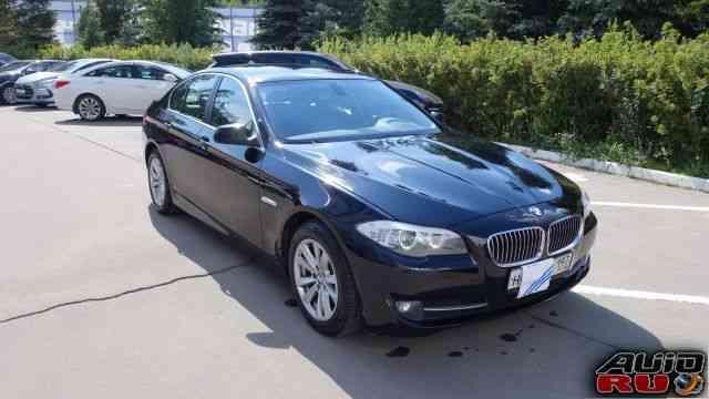 BMW 5, 2010