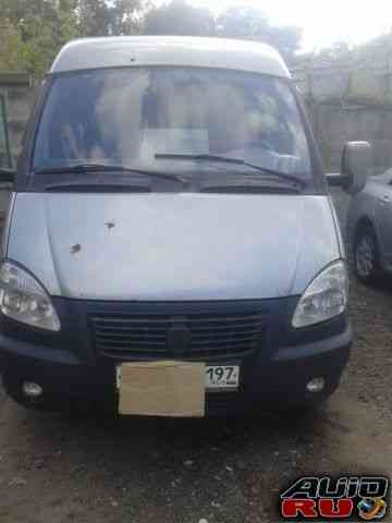 ГАЗ Соболь 2217, 2006