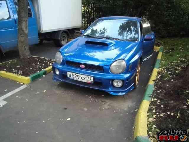 Subaru WRX STI, 2001