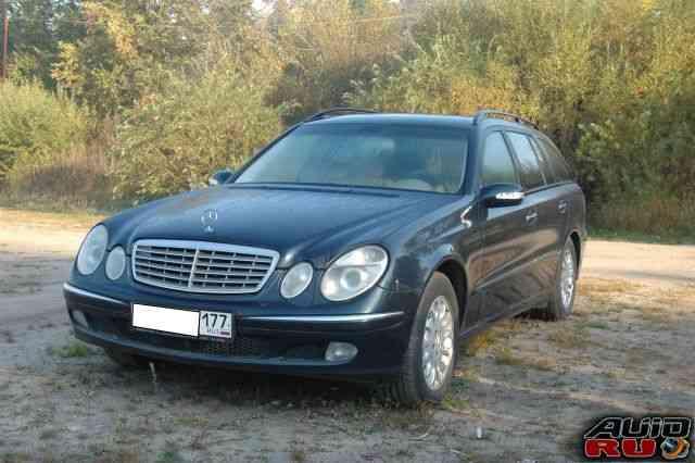 Мерседес-Бенц E-класс, 2004
