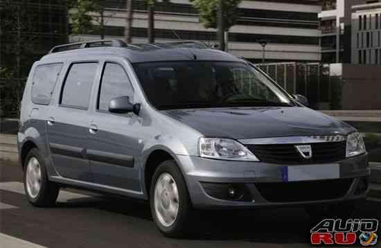 Dacia Логан, 2006