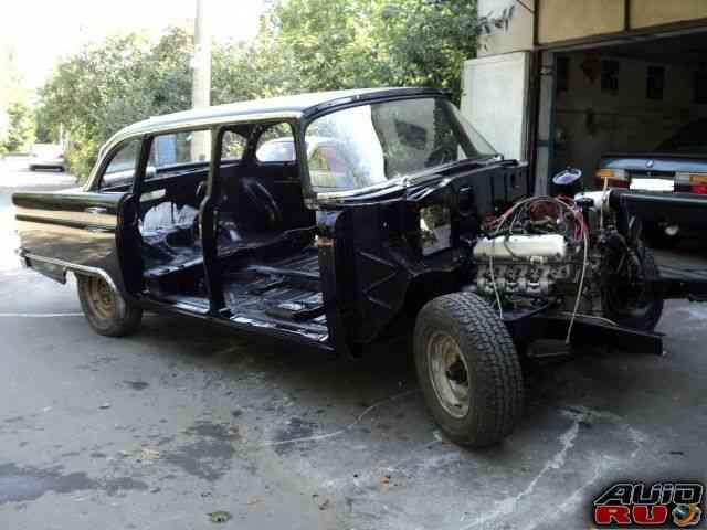 ГАЗ 13 Чайка, до 1960
