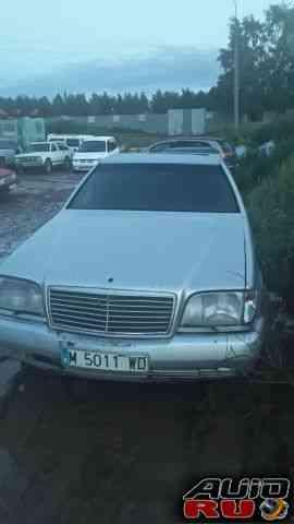 Мерседес-Бенз S-класс, 1993