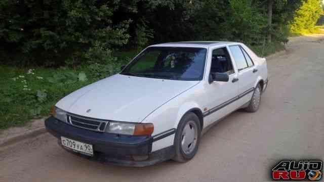 Saab 9000, 1992