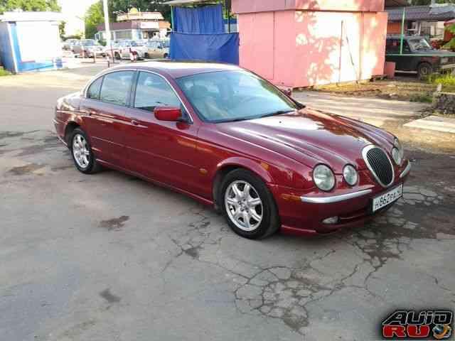 Jaguar S-type, 1999
