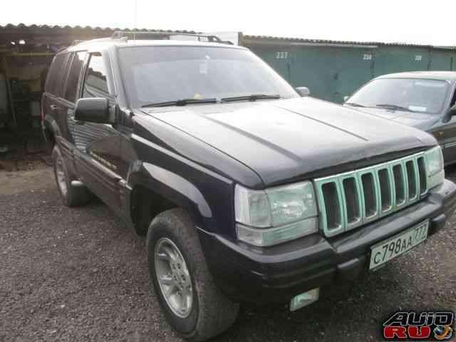 Jeep Гранд Cherokee, 1994