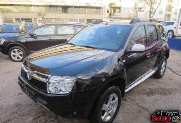 Dacia Дастер, 2011