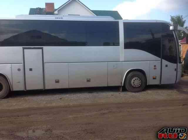 Туристический автобус HLQ 6129 Q
