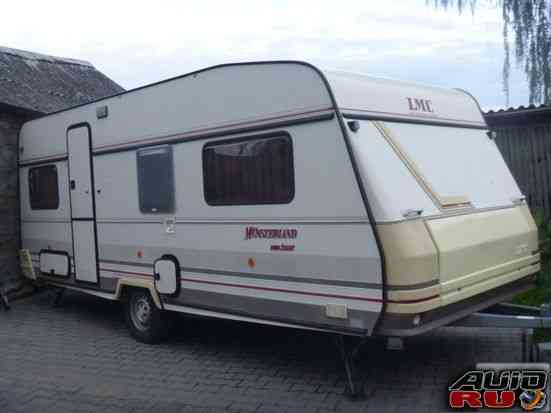 Автодом LMC 530 напрокат на неделю