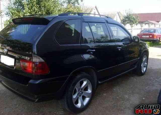 БМВ X5, 2006