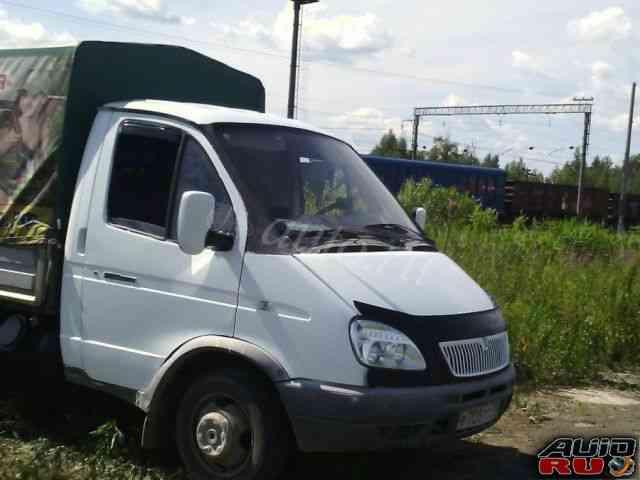 ГАЗ ГАЗель 3302, 2005