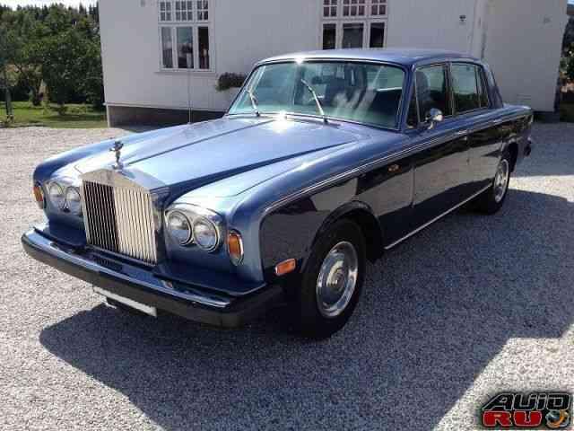 Rolls-Royce, 1973
