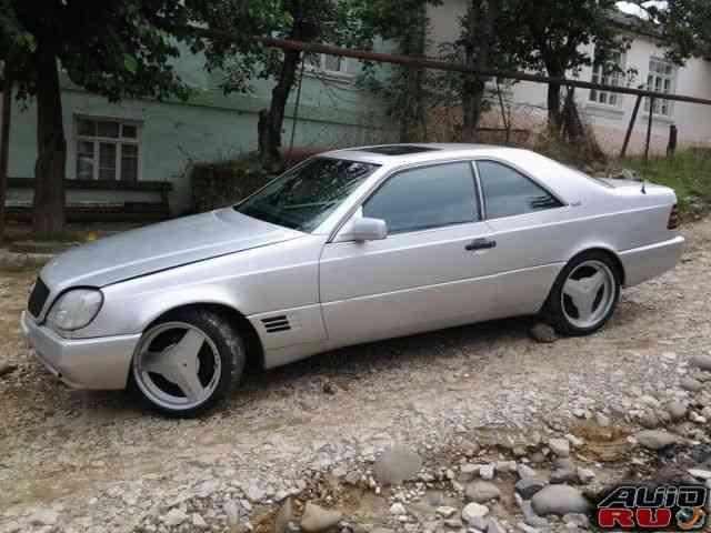 Мерседес-Бенц CL-класс, 1993